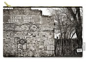 Old Opera House Carry-all Pouch