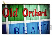 Old Orchard Beach Carry-all Pouch