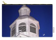 Old Otterbein Umc Moon And Bell Tower Carry-all Pouch