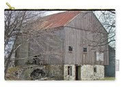 Old Pennsylvania Bank Barn Carry-all Pouch
