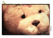 Old Photo Bear Carry-all Pouch