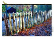 Old Picket Fence Greenbrier School Carry-all Pouch