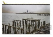 Old Pier In Siglufjordur Carry-all Pouch