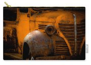 Old Plymouth Yellow Carry-all Pouch