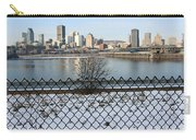 Old Port Of Montreal Carry-all Pouch