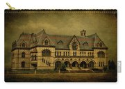 Old Post Office - Customs House Carry-all Pouch by Sandy Keeton
