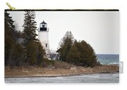Old Presque Isle Lighthouse Carry-all Pouch