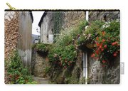 Old Quarter Of La Roche Bernard Carry-all Pouch