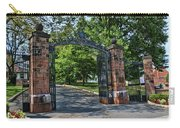 Old Queens Entrance Gate Carry-all Pouch