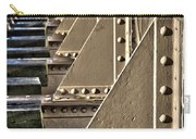 Old Railway Bridge In The Netherlands Carry-all Pouch