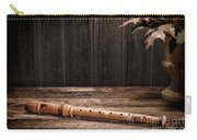 Old Recorder Carry-all Pouch