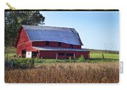 Old Red Barn Near Etowah Nc Carry-all Pouch