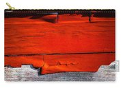 Old Red Barn Three Carry-all Pouch