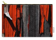 Old Red Barn Two 2 Carry-all Pouch