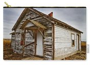 Old Rustic Rural Country Farm House Carry-all Pouch