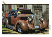 Old Rusty Car At The Old Shop  Ca5083a-14 Carry-all Pouch