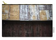 Old Rusty Tin Roof Barn Carry-all Pouch