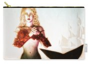 Old Sailors Dream - The Mermaid Carry-all Pouch