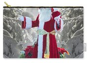 Old Saint Nick Carry-all Pouch