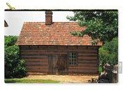 Winston-salem Nc - Old Salem Cottage Carry-all Pouch