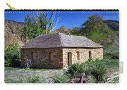 Old Sandstone Brick Farm House Nine Mile Canyon - Utah Carry-all Pouch