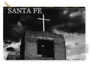 Old Santa Fe Carry-all Pouch