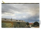 Old Santa Fe Railyard Carry-all Pouch