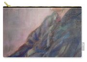 Old School - Contemporary Portrait Carry-all Pouch