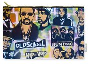 Old School Hip Hop 2 Carry-all Pouch