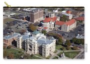 Old Sedgwick County Courthouse In Wichita Carry-all Pouch