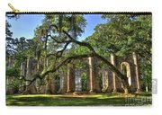 Old Sheldon Church Ruins 2 Carry-all Pouch