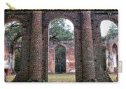Old Sheldon Ruins Archway Carry-all Pouch