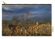 Old Shepherd's Hut Carry-all Pouch