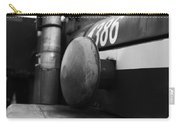 Old Siren Bw Carry-all Pouch