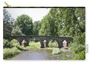Old Stone Arch Bridge Carry-all Pouch