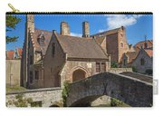 Old Stone Bridge In Bruges  Carry-all Pouch