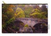 Old Stone Bridge. Scotland Carry-all Pouch