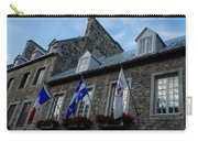 Old Stone Houses In Quebec City Canada  Carry-all Pouch