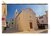 Old Streets Of Novalja Town Carry-all Pouch