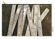 Old Tape-measure Carry-all Pouch