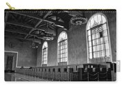 Old Ticket Counter At Los Angeles Union Station Carry-all Pouch