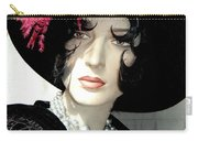 Old Time Elegance Carry-all Pouch