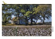 Old Time Farm And Cotton Fields Carry-all Pouch