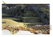 Old Times Macchu Picchu Carry-all Pouch