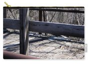 Old Timey Foot Bridge Carry-all Pouch