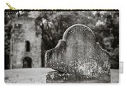 Old Tombstone  Carry-all Pouch