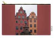 Old Town Architecture Carry-all Pouch