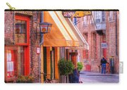 Old Town Bruges Belgium Carry-all Pouch