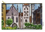 Old Town Hall Munich Germany Carry-all Pouch