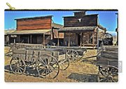 Old Town Mainstreet Carry-all Pouch by Marty Koch